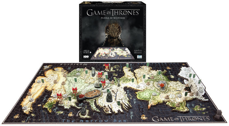 Game of Thrones 1,000 piece Jigsaw Puzzle